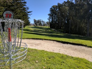 disc golf on golf courses, disc golf lessons, disc golf teambuilding