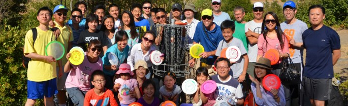 teambuilding, disc golf teambuilding, learn to play disc golf