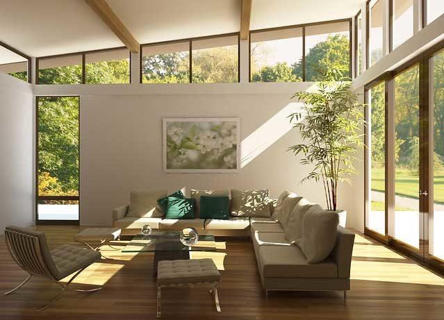 home staging certification online staged living room