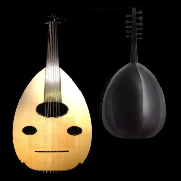 Oud instrument looks like