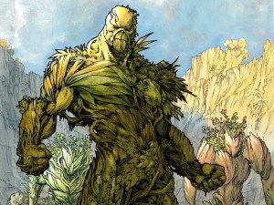 The Swamp Thing. Image courtesy of TorinoGT
