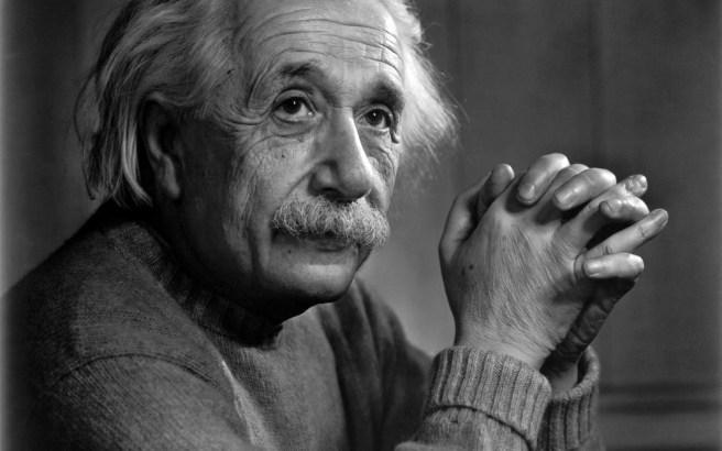 Albert-Einstein-genius