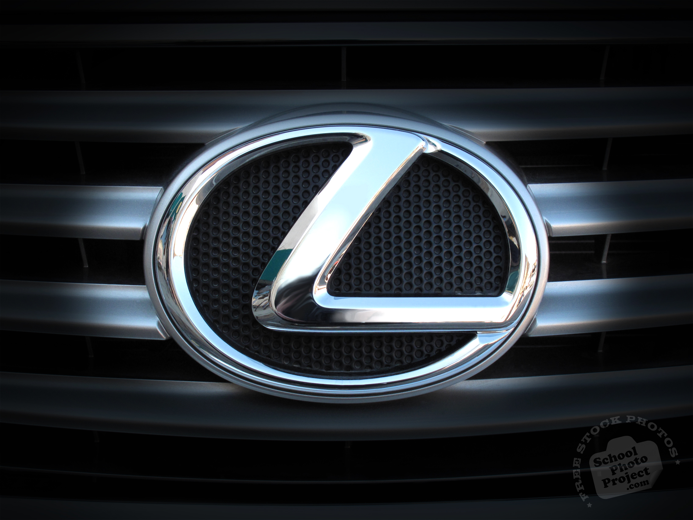Lexus Logo, FREE Stock Photo, Image, Picture: Lexus Logo