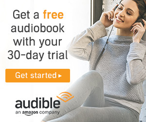 audible audiobooks - get a free audiobook with your 30 day trial. Lots of audiobook reading choices for children and adults.