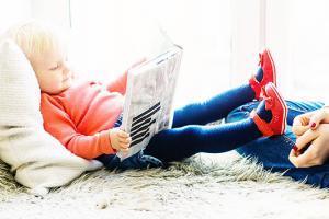 Books for bedtime reading to children