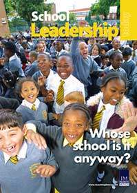School Leadership magazine for SLT