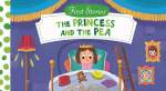 The Princess and the Pea by Campbell Books