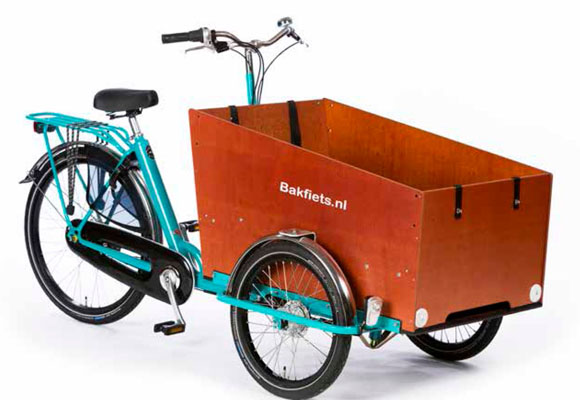 Bakfiets Classic Wide