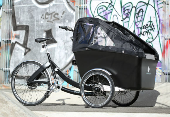 Trio Cargo Bike Boxter
