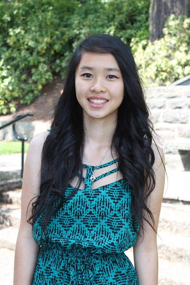 Lily Chen Franklin High School 2014 Academic Achievers