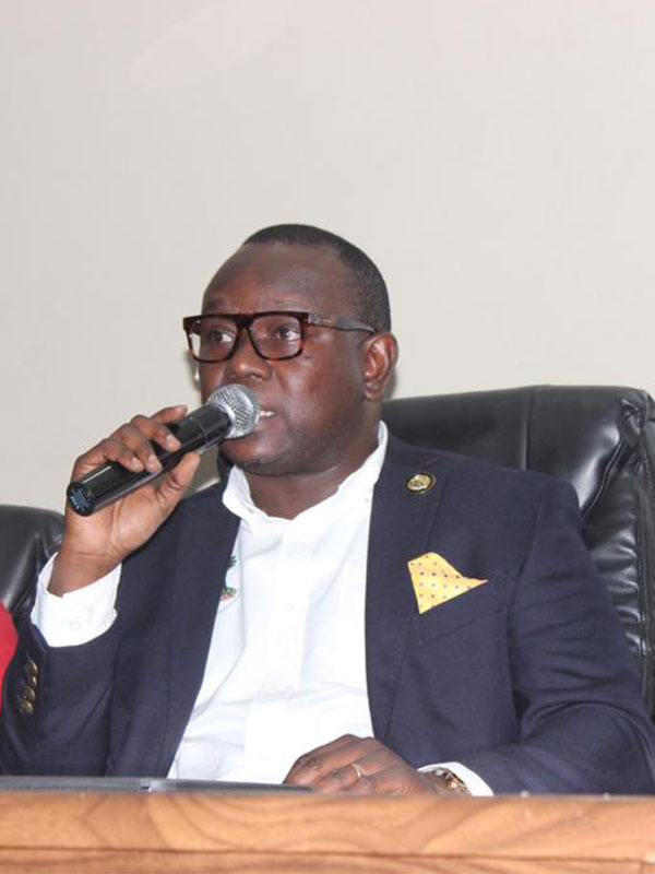 Mr Lanre Mojola – School Safety Summit