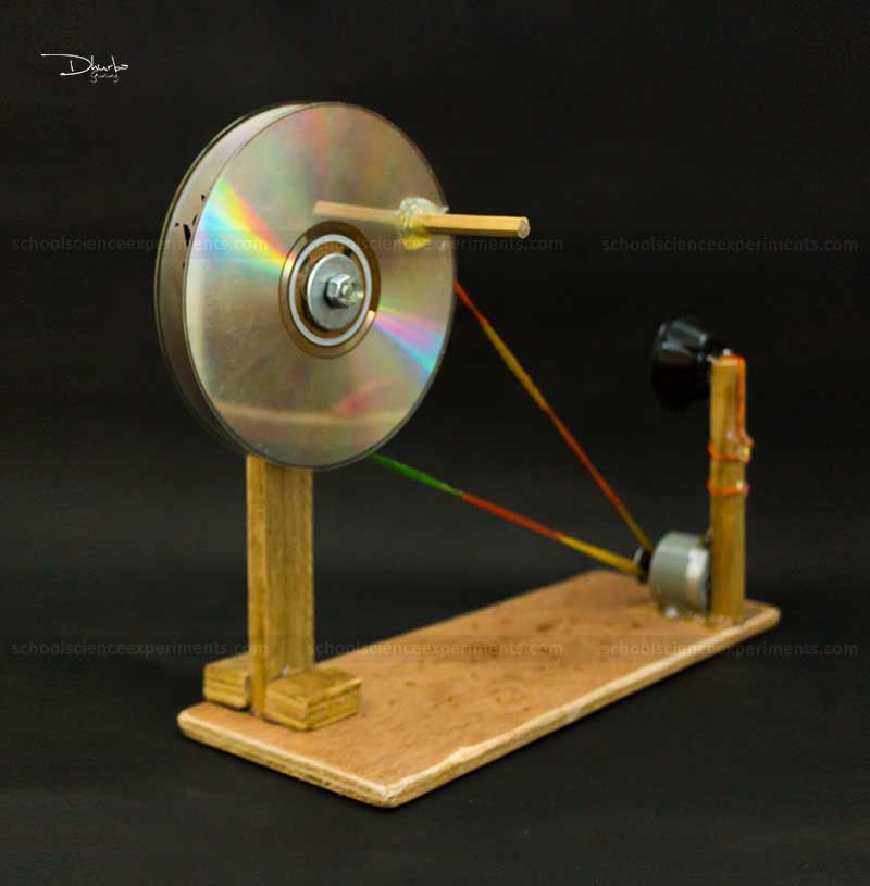 Electric generator science projects