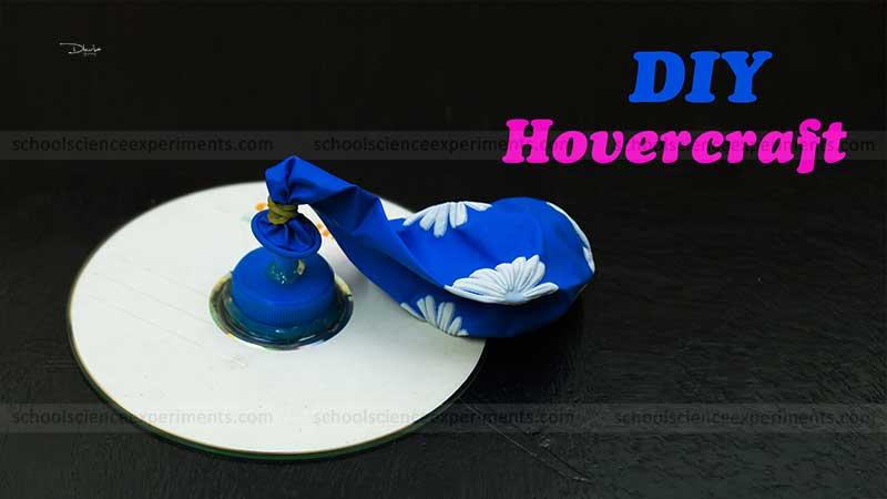 how to make a hovercraft