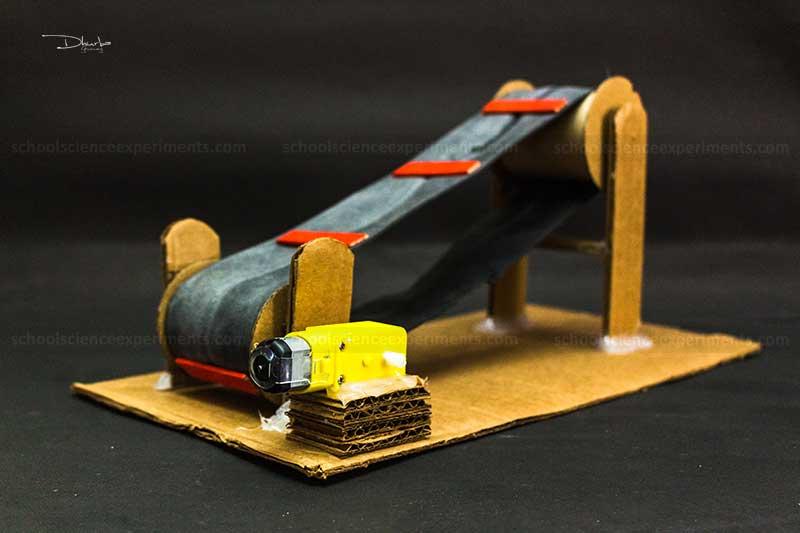 Escalator Model for School Project