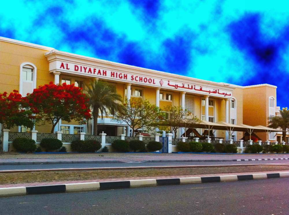 Al Diyafah High School Dubai
