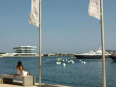 Valencia-Hafen