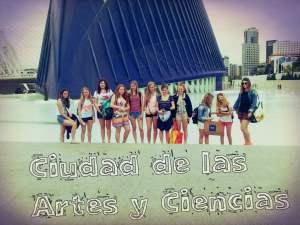 Valencia-Ciudad Artes Ciencias
