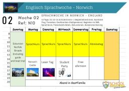 Sprachwoche Norwich - 10 Tage_02