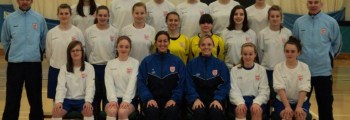 First U15 Girls International