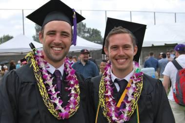 Srdan Jovanovic Graduation at Whittier College