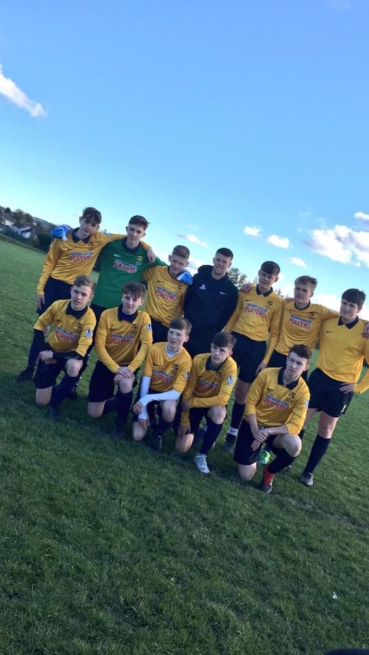 St Bede's RCHS Squad