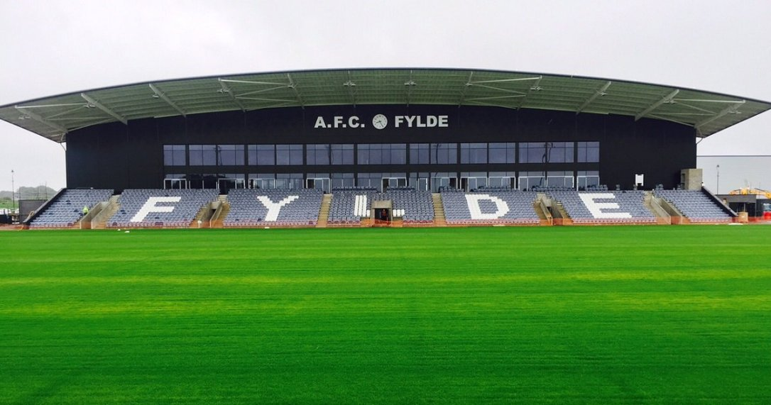 Mill Farm AFC Fylde