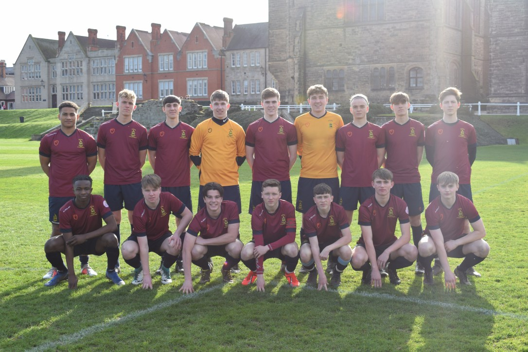 Repton - Squad photo