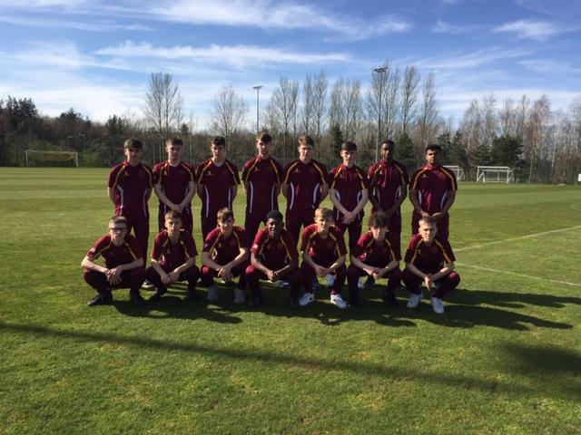 TTS B Team - Squad photo