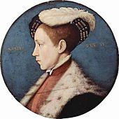King Edward VI, aged 6
