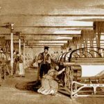 Illustration of a Factory during the Industrial Revolution