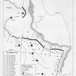 Map of Maginot Line