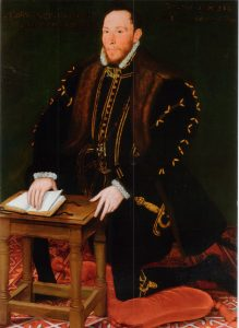 Thomas Percy, Earl of Northumberland. One of the Catholic nobles to Challenge the Religious Settlement