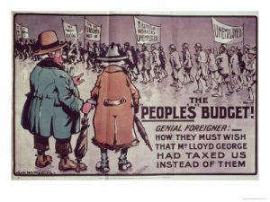 People's Budget Cartoon