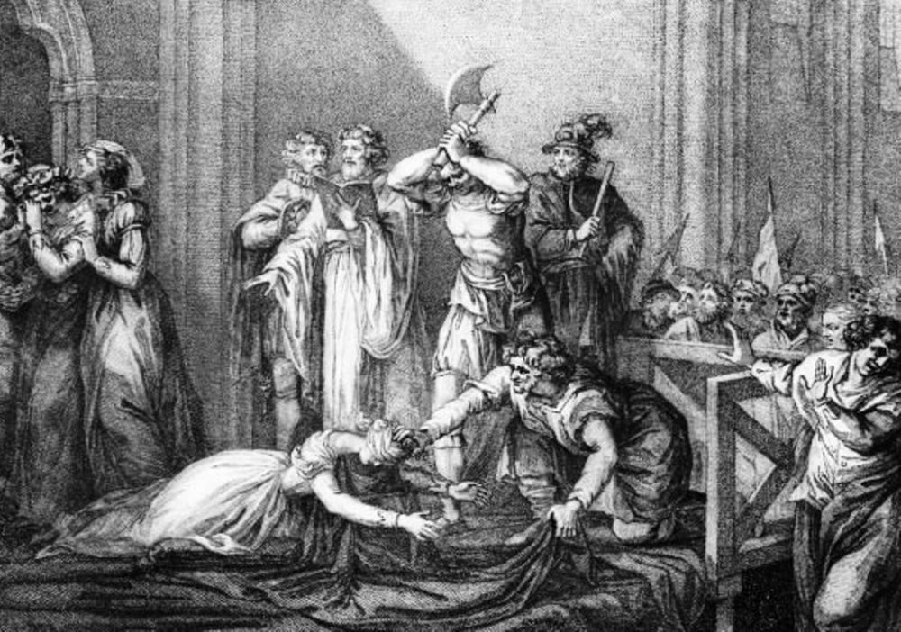 a history of the death of mary queen scots Mary, queen of scots (december 8, 1542 to february 8, 1587), also known as mary stuart or queen mary i, was the queen of scotland from december 1542 until july 1567.