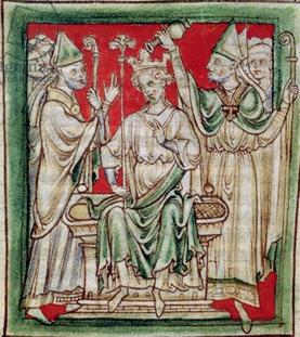 Coronation of King Stephen