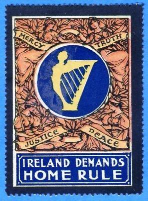 Ireland Demands Home Rule