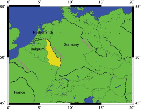 Demilitarised Rhineland Zone
