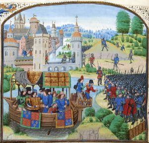 Timeline of the Peasants Revolt