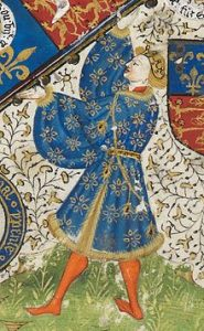 Richard duke of York who was victorious at the First Battle of St. Albans