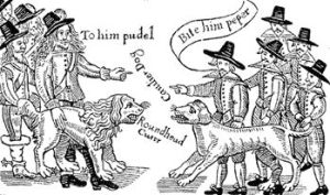 Taking sides in the English Civil Wars