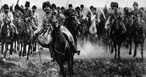 Russian Cavalry 1916 during the Brusilov Offensive