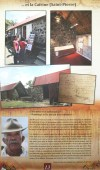 """""""Les calbanons"""" sont des petites cases en dur servant à loger les esclaves puis les engagés. Toute une famille pouvait vivre dans une pièce de 13 m2. On peut voir des vestiges de ces calbanons à Sainte-Suzanne ou à St-Pierre."""