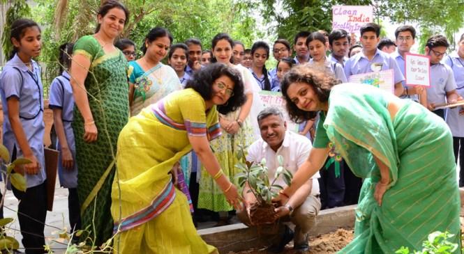 LPS Celebrates Earth Dayto Spread Awareness Among Children