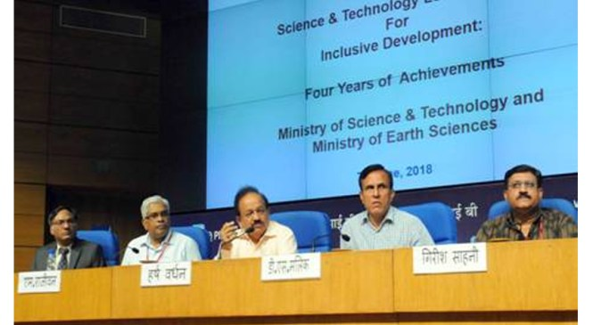 More than 600 Eminent Scientists of Indian origin Return to the Country