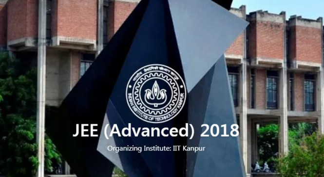 Results of JEE (Advanced) 2018 declared today