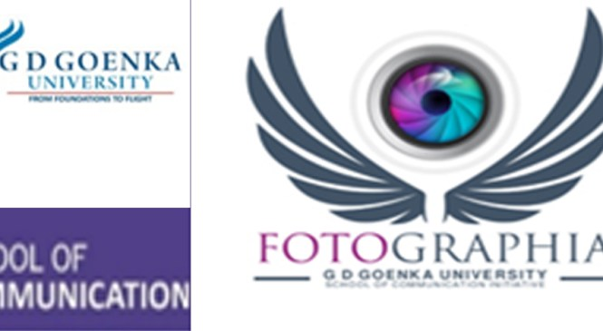 GD Goenka University is All Set to Host 'Fotographia 2018' on 26th October