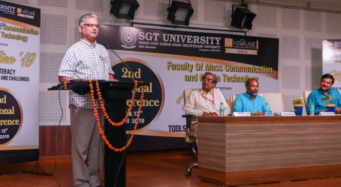 'Manthan '19′ at SGT University Witnessed Participants From Across the Nation