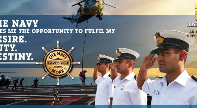 Indian Navy to Conduct First Indian Navy Entrance Test for Officers in Sept 2019