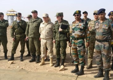 Jaisalmer Ready to Host International Army Scout Masters Competition 2019