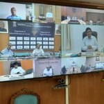 Union HRD Minister Nishank Interacts with all 23 IITs through Video Conferencing